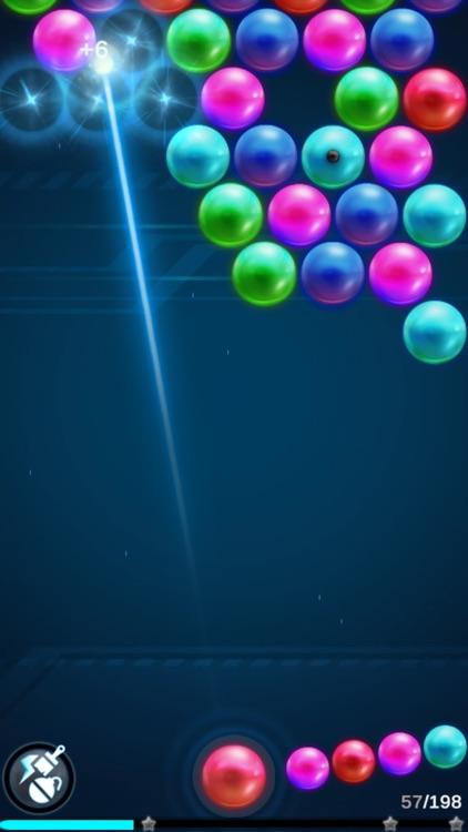 Bubble Shooter -magnetic balls screenshot-5