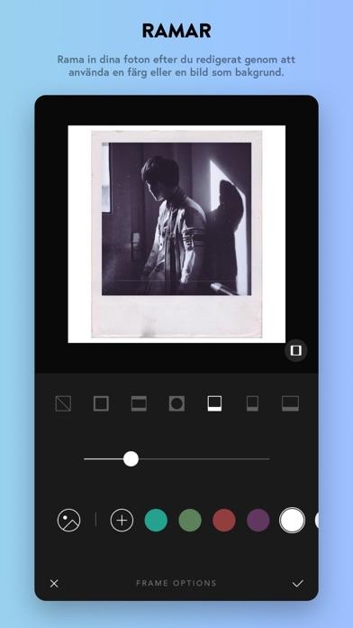 Screenshot for Afterlight - Fotoredigerare in Sweden App Store