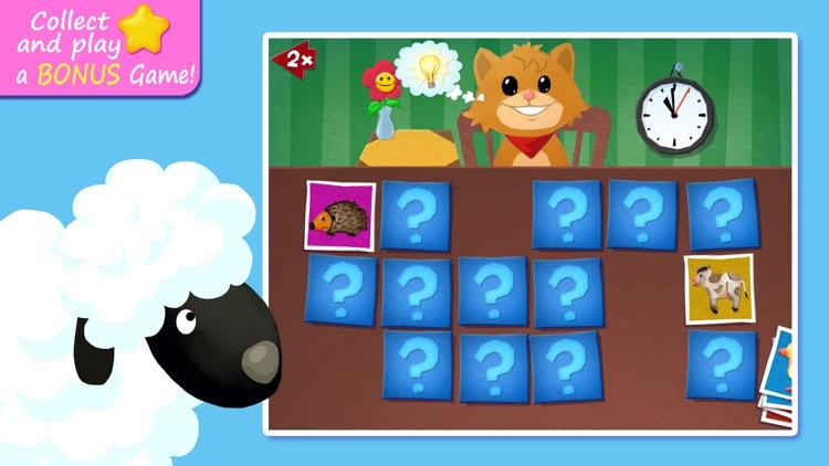Farm Puzzles - Shapes & Colors screenshot-3