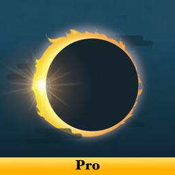 Ícone do app Sun & Moon 3D Planetarium Pro