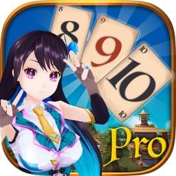 Pyramid Solitaire Asia Pro