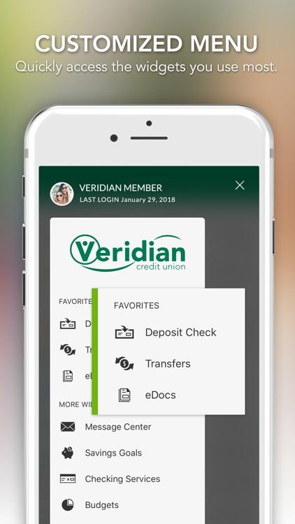Veridian Mobile Banking screenshot-5