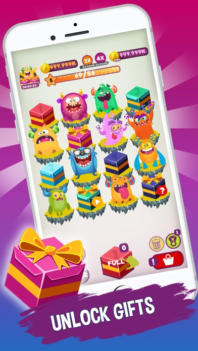 download Merge Monsters Idle Tap Mania apps 4