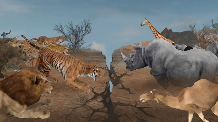 Wild Animals Online(WAO) screenshot-0