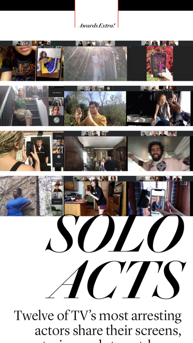 Vanity Fair Digital Edition Screenshot