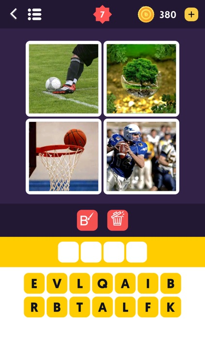 4 Pics 1 Word - Picture Puzzle