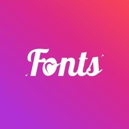 Fonts ©