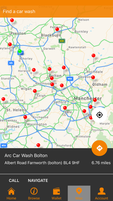 IMO Car Wash UK screenshot four