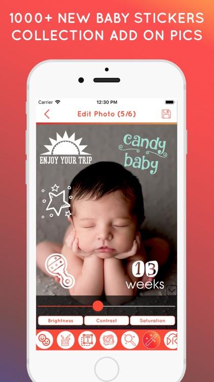 Baby Story Photo Video Maker