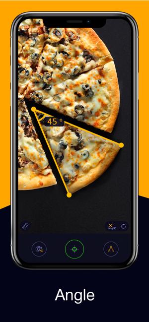 AR Ruler App – Tape Measure Screenshot