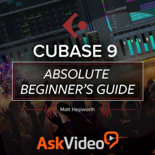 Beginner's Guide For Cubase 9