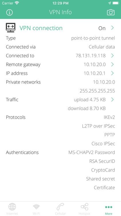 Network Scout screenshot-6