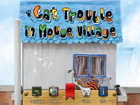 Cat Trouble in Mouse Village - náhled
