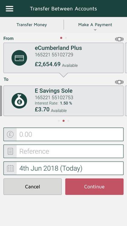 Cumberland Mobile Banking screenshot-3
