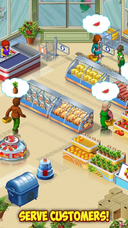 Supermarket Mania Journey screenshot-1