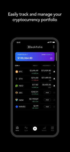 best ios app to buy cryptocurrency