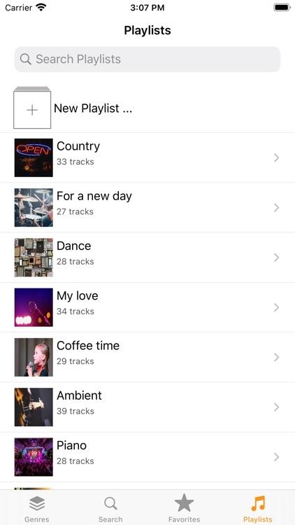 Great Musil - New musi app screenshot-3