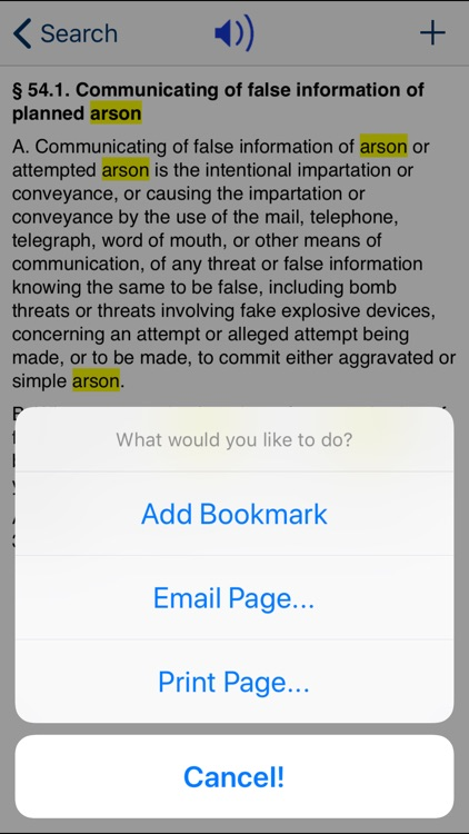 LA Criminal Code 2020 screenshot-3