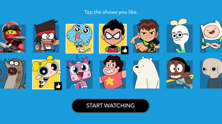 Cartoon Network App screenshot-0