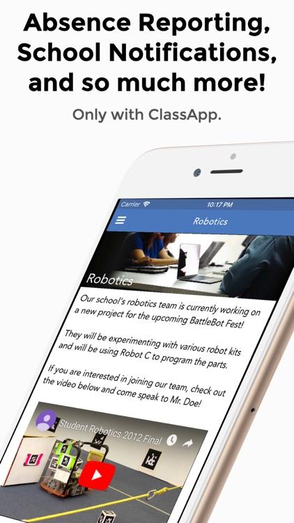 ClassApp Companion screenshot-4