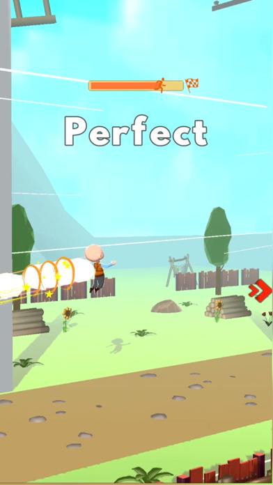 Swing Jumper! screenshot 4