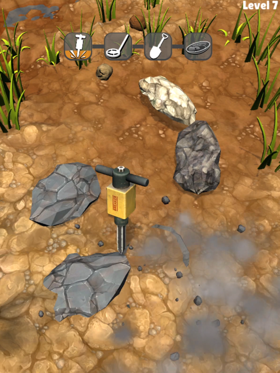 Gold Rush 3D! screenshot 12