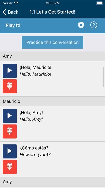 Rocket Languages. screenshot-3