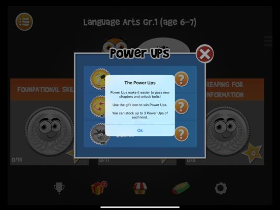 iTooch 5th Language Arts FULLのおすすめ画像4