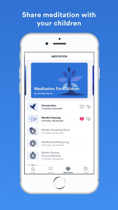 Waking Up: Guided Meditation app image