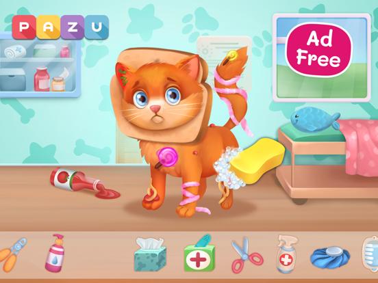 ペットドクター-子供向けのケアゲーム Pet Doctorのおすすめ画像2