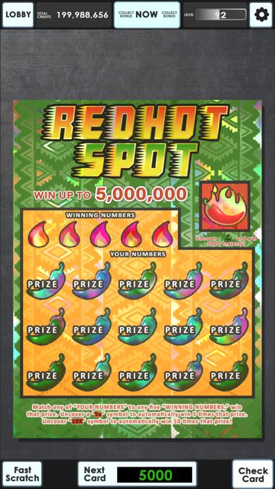 Lucky Lottery Scratchers screenshot 15