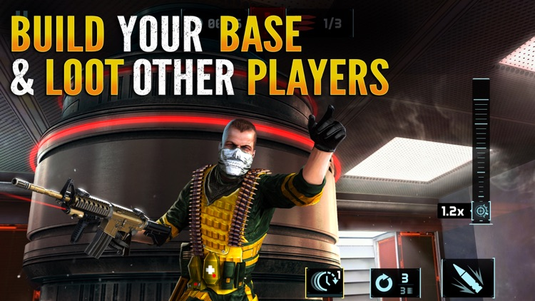 Sniper Fury: FPS Shooting Game screenshot-4