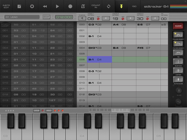 SidTracker64 screenshot-4