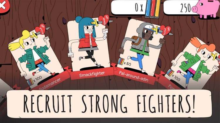 Knights of the Card Table screenshot-3