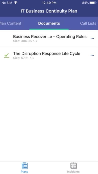 Act with Assurance screenshot three