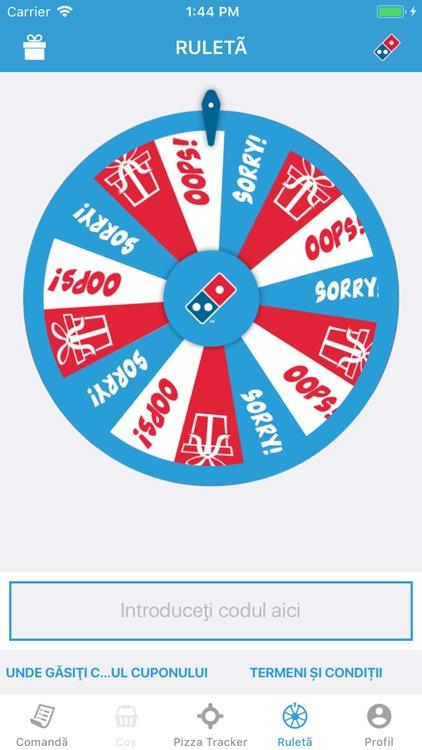 Domino's Pizza Romania screenshot-3