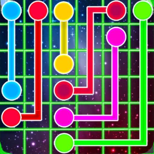 Line Puzzle Connect Block