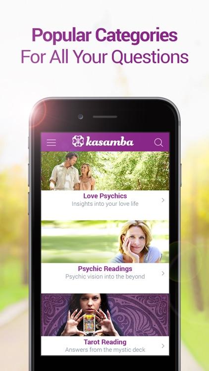 Kasamba Psychic Readings by Kasamba Ltd