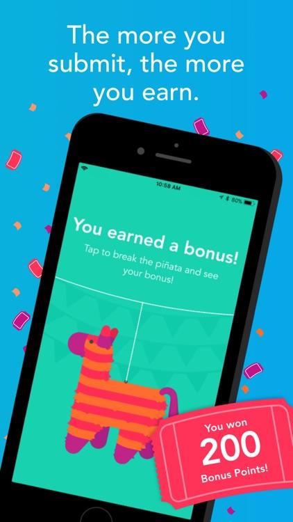 Receipt Pal: Earn Rewards screenshot-4