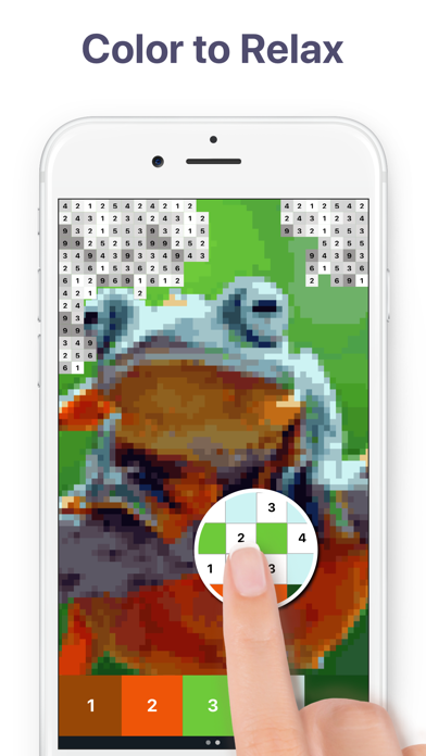 Pixel Art - Color by Numbers for windows pc