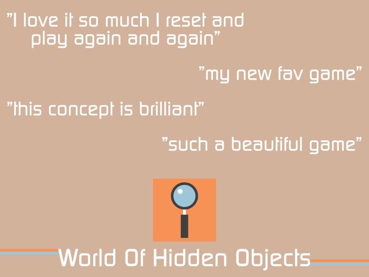 World Of Hidden Objects screenshot-4