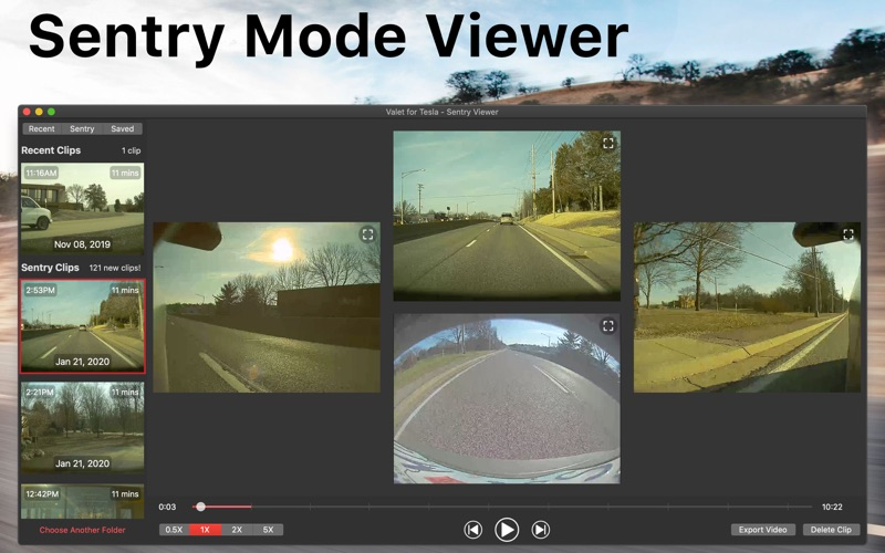 Valet - Car Control and Viewer скриншот программы 5