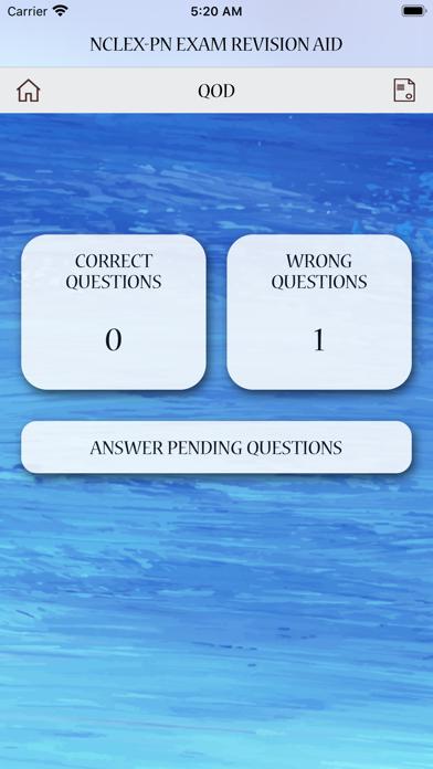 NCLEX - PN Exam Revision Aid screenshot 7