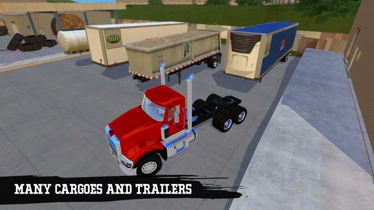 Truck Simulation 19 screenshot-7