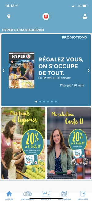 Mon Magasin U On The App Store