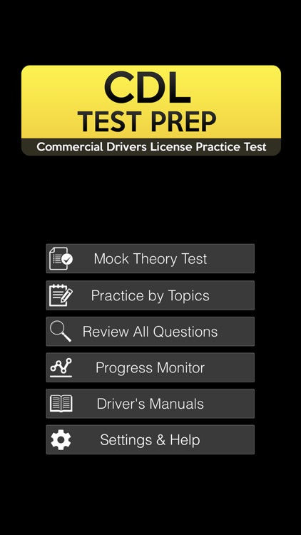 CDL Practice Tests (CDL Prep) screenshot-6