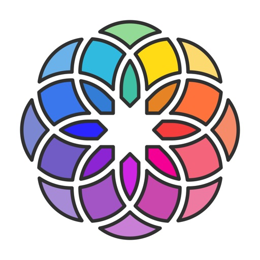 Color Story Art: Coloring Book