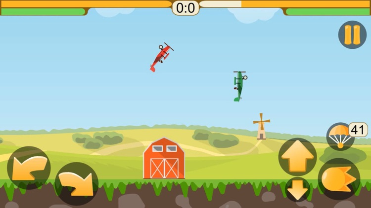 Hit The Plane - Bluetooth Game screenshot-0