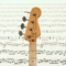 App Icon for Bass Guitar Notes PRO App in Lebanon IOS App Store