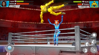 Robot Wrestling: Steel Fight screenshot 3